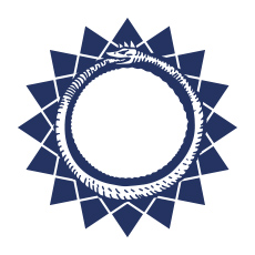 AerisLabs Logo Design per Rivista Heliopolis