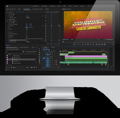 AerisLabs Video Editing per Kaizoku Press