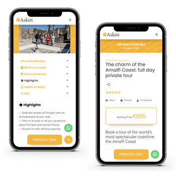 AerisLabs Mobile App per iRyciclo Play