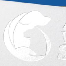 AerisLabs Design Logo per Ambulatorio Veterinario Santoro