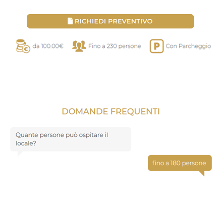AerisLabs Design Sito per SposarSi in Campania