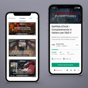 Rappan Athuk Edizione Italiana Campagna Kickstarter