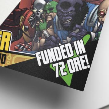 Mutants & Masterminds Manuale del Master Edizione Italiana Campagna Kickstarter